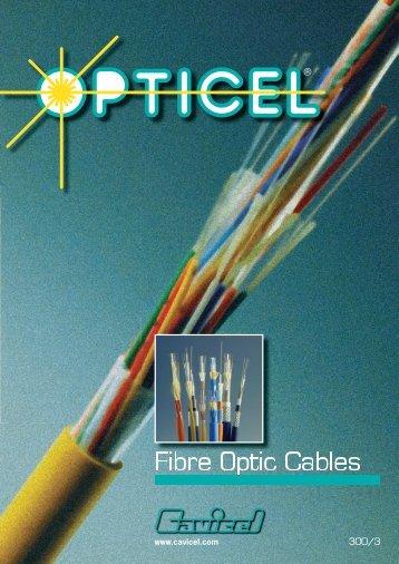 Fibre optic cables - Cables Britain Ltd