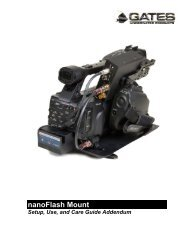 Installing nanoFlash Mount - Marlin