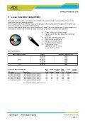 Product Catalogue Fibre Optic Cables - H + E Dresel - Page 6