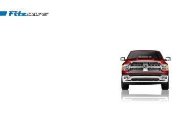 Dodge Ram 1500 2012 - Fitzcars