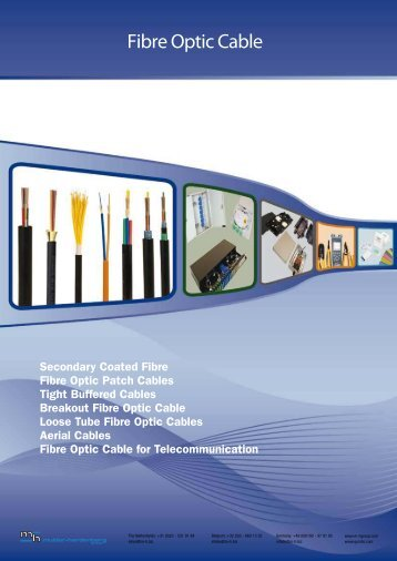 Fibre Optic Cable - Mulder Hardenberg