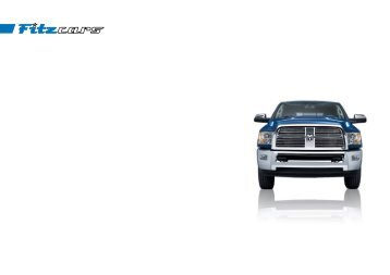 Dodge Ram 2500 2012 - Fitzcars