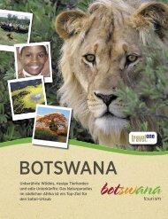 BOTSWANA - Travel-One