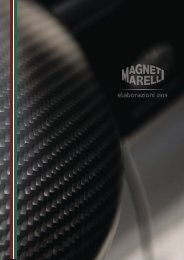 Katalog MM Tuning - Magneti Marelli Aftermarket Sp z oo