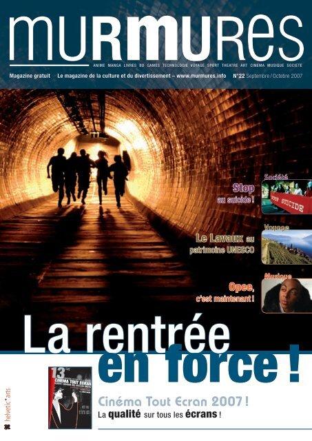 foto de Cinéma Tout Ecran 2007 ! - Murmures Magazine