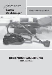 Bedienungsanleitung herunterladen - Superior