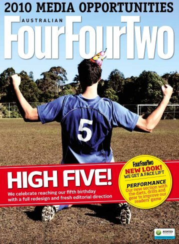 2010 MEDIA OPPORTUNITIES - FourFourTwo