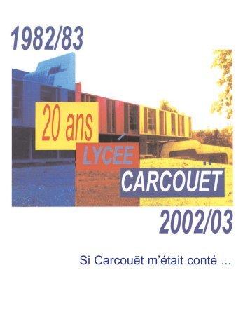 Si Carcouët m'était conté ... - Archives municipales de Nantes