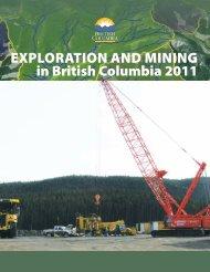 exploration and mining in British Columbia 2011