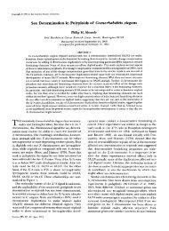 Sex Determination in Polyploids of Caenorhabditis elegans - Genetics