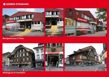 Das Fotoalbum - Gerber-Stegmann AG