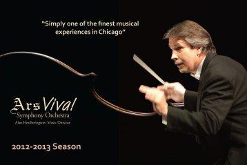 Ars Viva Symphony Orchestra