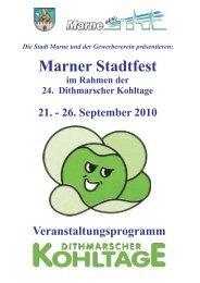 Marner Stadtfest