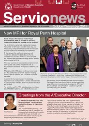 New MRI for Royal Perth Hospital