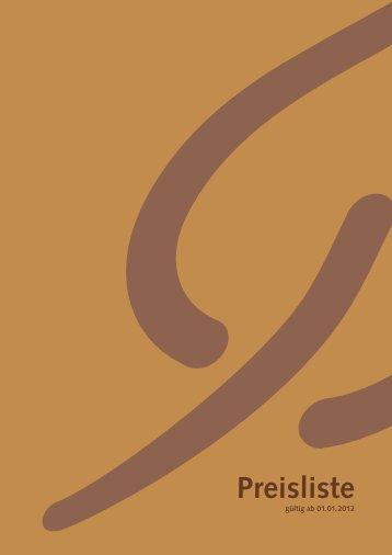 Preisliste 2012: Bretter/Balken, Furniere ... - Holzwerkstoffe Gfeller AG