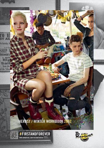 firstandforever herbst / winter workbook 2012 - bondi Marketing GmbH