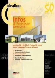 & Preisliste - Idealbau AG