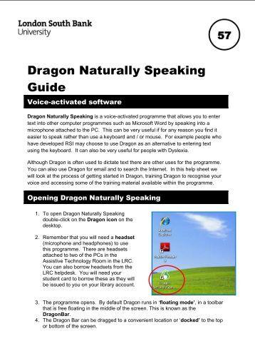 Using Dragon Naturally Speaking For Medical Transcription