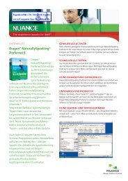Dragon™ NaturallySpeaking® Preferred 9 - Computer für Behinderte