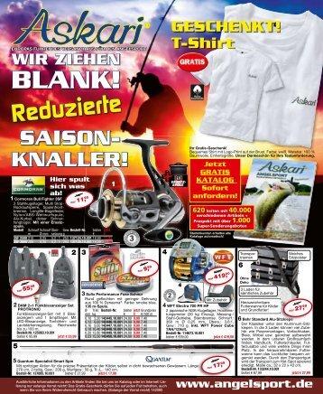 BLANK! - Askari Sport GmbH