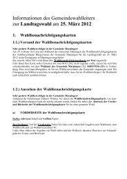 Verlag und Druck Linus Wittich KG - Gemeinde Marpingen