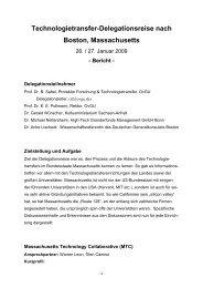 Boston - WZW Wissenschaftszentrum Sachsen-Anhalt