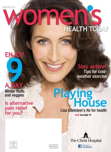 Playing House - Women's Health Experience