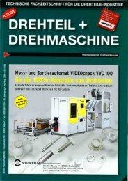 Mess- und Sort erautomat Vldeocheck WC 100