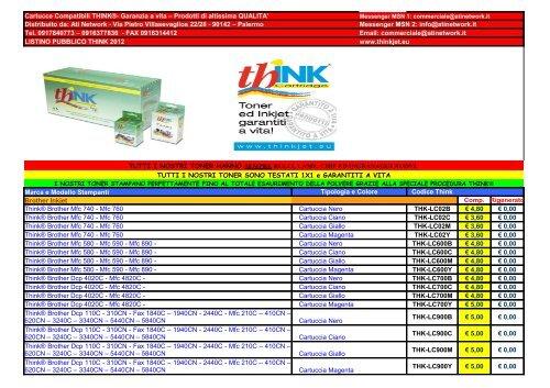CARTUCCE PER CANON BCI 24 300 200 190 330 360 s200x mp390 S