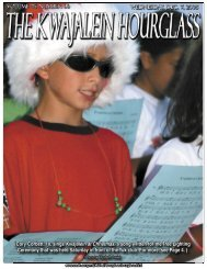 Cory Corbett, 10, sings Kwajalein at Christmas, a - U.S. Army Space ...