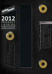 Anton/Bauer Catalog 2012