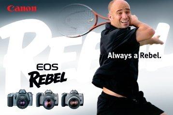 EOS Rebel - Canon USA, Inc.