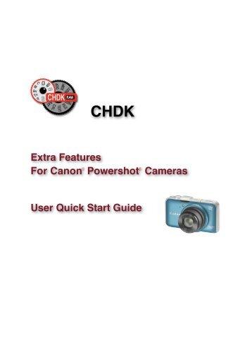 chdk magazines rh yumpu com Quick Start Guide Windows 7 Quick Start Guide Word Template
