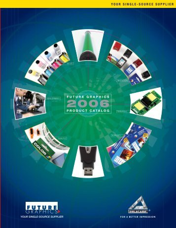 2006 product catalog - Future Graphics