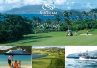 Golf Voyages - Ask Mr. Cruise