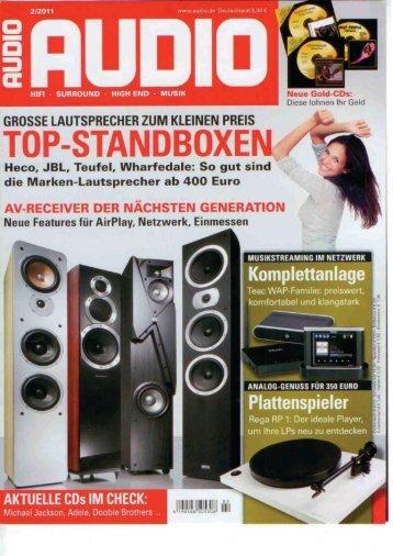 TOP-STANDBOXEN; - Audio-Classica