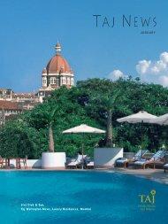 JANUARY Jiva Club & Spa, Taj Wellington Mews ... - Taj Hotels