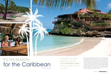 for the Caribbean - Flying Adventures