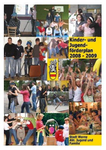 Kommunaler Kinder- und Jugendförderplan