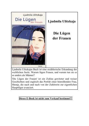 Die Lügen der Frauen - Deutscher Klub