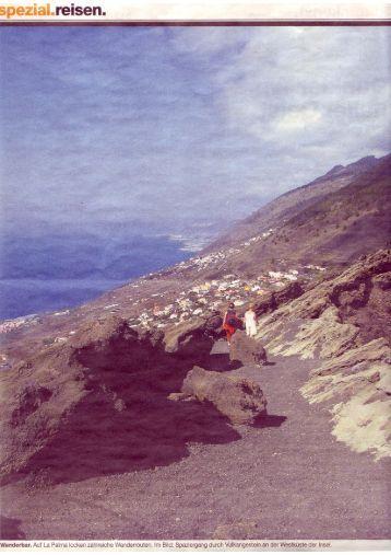ein Bericht aus der Baseler Zeitung über - Eco Casa La Palma