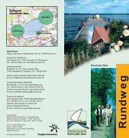Flyer Siebens - Naturpark Steinhuder Meer