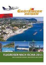 FLUGREISEN NACH ISCHIA 2011 - Grötzinger Reisen