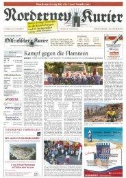 Norderney Kurier 06.08.2010 - Chronik der Insel Norderney