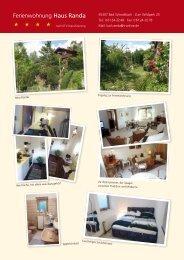 Ferienwohnung Randa Hausprosprekt (pdf 768 KB) - Bad Schwalbach