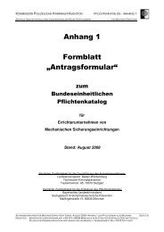 "Anhang 1 Formblatt ""Antragsformular"" - Polizei Baden-Württemberg"