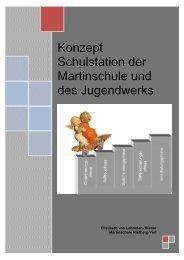 Konzept Schulstation - Martinschule Rietberg-Verl