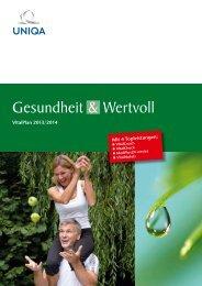 Gesundheit & Wertvoll - flipmag