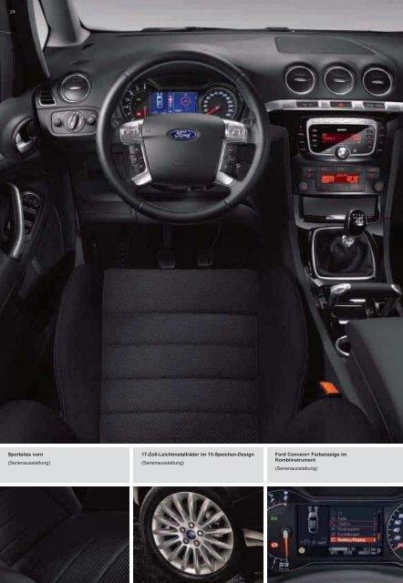 Ford Galaxy Online Katalog - Eigenthaler