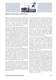 """Memoiren einer jungen """"Alten Dame"""" - Freunde der Lufthansa Ju 52 ..."""